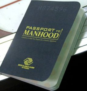Passport to Manhood Session